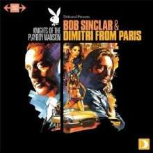 Bob Sinclar & Dimitri From Paris: Defected Presents Knights Of The Playboy Mansion, 2 CDs