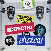 Defected Gets Physical, 3 CDs