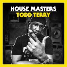 Defected Presents House Masters: Todd Terry, 3 CDs