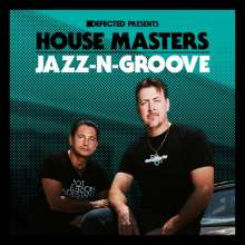 Defected pres. House Masters: Jazz-N-Groove, 2 CDs