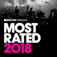 Defected Presents Most Rated 2018, 3 CDs
