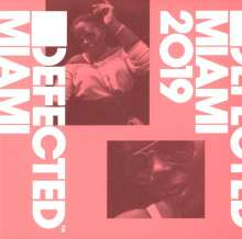Defected Miami 2019, 2 CDs