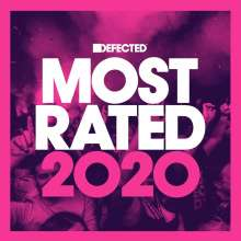 Defected Presents Most Rated 2020, 3 CDs