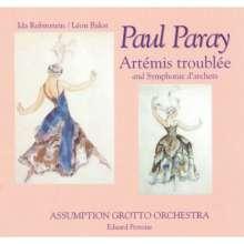 Paul Paray (1886-1979): Artemis Troubell (Ballett), CD