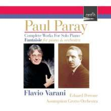 Paul Paray (1886-1979): Fantaisie für Klavier & Orchester, 2 CDs