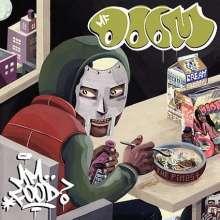 MF Doom: Mm..Food (Green & Pink Vinyl), 2 LPs