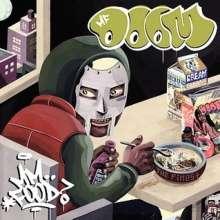 MF Doom: Mm..Food (CD + DVD), 1 CD und 1 DVD