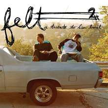 Felt (England): Felt 2 (10th Anniversary) (Limited Edition) (Colored Vinyl), 4 LPs