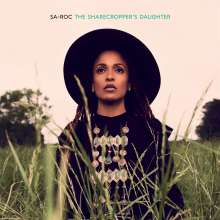 Sa-Roc: The Sharecropper's Daughter, CD