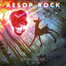 Aesop Rock: Spirit World Field Guide (Limited Edition) (Clear Vinyl), 2 LPs