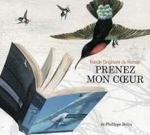 Philippe Belin: ''prenez mon coeur'' (o, CD