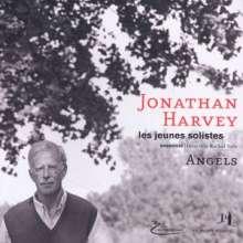 "Jonathan Harvey (1939-2012): Geistliche Chormusik ""Angels"", CD"