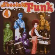 Absolute Funk 4, CD