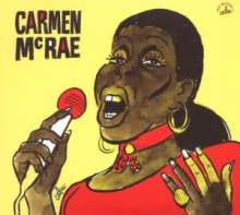 Carmen McRae (1920-1994): Anthologie Cabu, 2 CDs