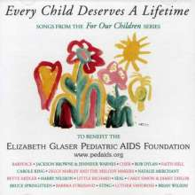 Every Child Deserves A Lifetime, CD