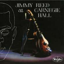 Jimmy Reed: Jimmy Reed At Carnegie Hall, CD