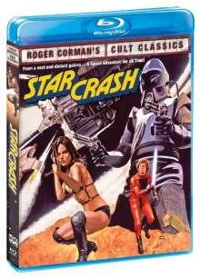 Star Crash: Star Crash, Blu-ray Disc