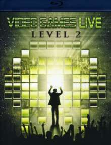 Video Games Live: Level 2, Blu-ray Disc