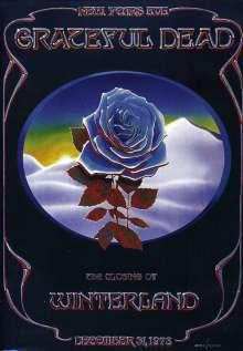 Grateful Dead: The Closing Of Winterland: December 31, 1978 (Ländercode 1), 2 DVDs