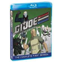 Gi Joe Renegades: Season 1: Gi Joe Renegades: Season 1, Blu-ray Disc