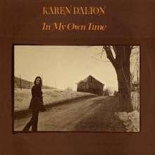 Karen Dalton: In My Own Time (Remastered), CD