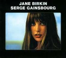Jane Birkin & Serge Gainsbourg: Jane Birkin/ Serge Gainsbourg, LP