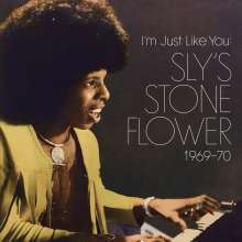 Soul / Funk / Rhythm And Blues: I'm Just Like You: Sly's Stone Flower, 2 LPs