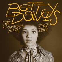 Betty Davis: The Columbia Years 1968 - 1969 (remastered), LP