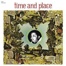 Lee Moses: Time And Place (remastered), LP
