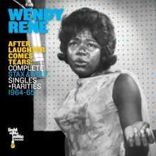 Wendy Rene: After Laughter Comes Tears: Complete Stax & Volt Singles & Rarities 1964-65, 2 LPs