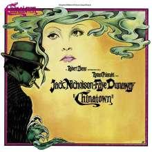 Jerry Goldsmith (1929-2004): Filmmusik: Chinatown (O.S.T.) (remastered), LP
