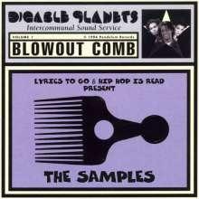 Digable Planets: Blowout Comb Vol. 1, 2 LPs