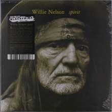 Willie Nelson: Spirit (remastered), LP