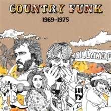 Country Funk 1969-1975 (Limited Edition) (Orange Swirl Vinyl), 2 LPs