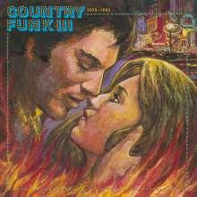 Country Funk Vol. 3, CD