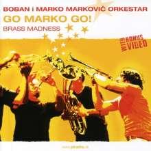 Boban & Marko Markovic: Go Marko Go! Brass Madness, CD