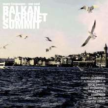 Balkan Clarinet Summit: Many Languages - One Soul, CD