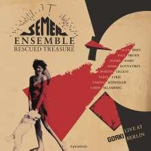 Semer Ensemble: Rescued Treasure: Live At Gorki Berlin, CD