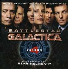 Filmmusik: Battlestar Galactica 4, 2 CDs