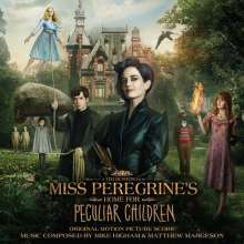 Mike Higham & Matthew Margeson: Filmmusik: Miss Peregrine's Home For Peculiar Children (DT: Die Insel der besonderen Kinder), CD