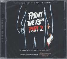 Filmmusik: Friday The 13th Part 2 (Limited-Edition), 2 CDs