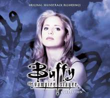Filmmusik: Buffy The Vampire Slayer: Collection (Limited-Edition), 4 CDs