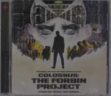 Michel Colombier (1939-2004): Filmmusik: Colossus: The Forbin Project (Limited Edition), CD