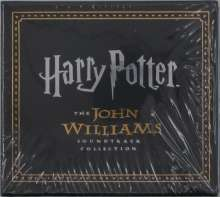Filmmusik: Harry Potter: The John Williams Soundtrack Collection (Limited Edition), 7 CDs