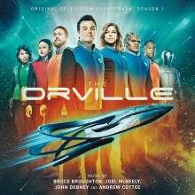 Filmmusik: Orville: Season 1, 2 CDs