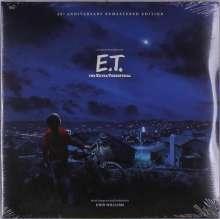 John Williams: Filmmusik: E.T. The Extra-Terrestrial (35th Anniversary) (remastered), 2 LPs