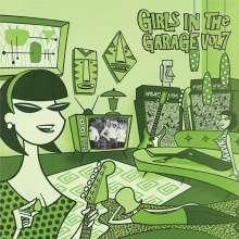 Girls In The Garage Vol.7 (180g) (Limited-Handnumbered-Edition) (Green Vinyl), LP