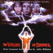 John Williams (geb. 1932): Filmmusik: Witches Of Eastwick, CD