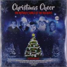 Christmas Cheer: The Merriest Songs Of The Holidays (180g), 2 LPs