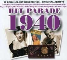 Hit Parade 1940, CD